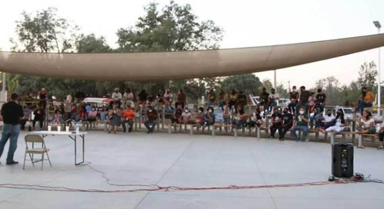 Limitan actividades culturales en La Paz