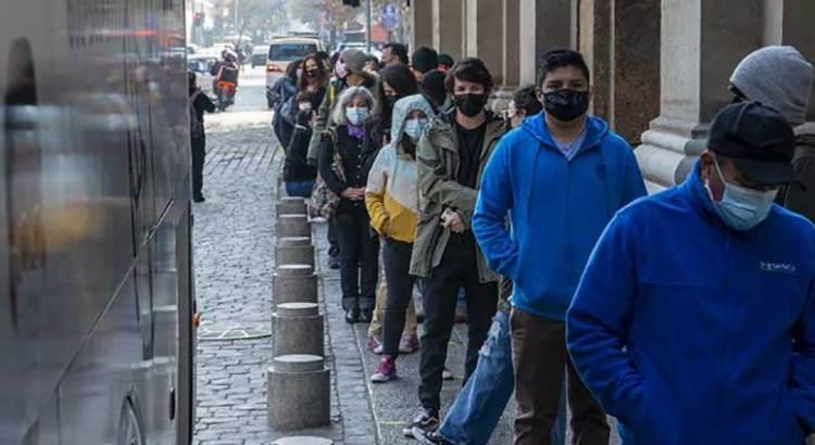 Al borde del colapso los hospitales de Chile