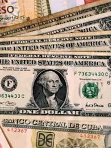 Inicia en Cuba suspensión a depósitos de dólares