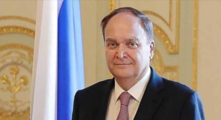 Vuelve Embajador de Rusia a EU
