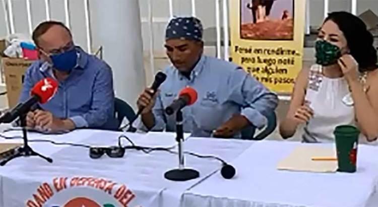 Cinco de diez candidatos a gobernador no han firmado la carta del FRECIUDAV