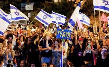 Júbilo en Israel