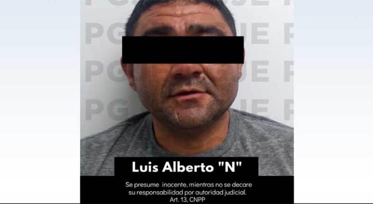 """Dan prisión preventiva al """"Cabezón"""""""