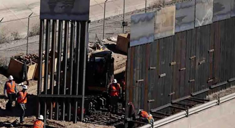 Anuncia Gobernador de Texas 250 mdd para muro fronterizo