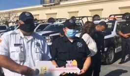 Entregan 20 radio patrullas a la Policía Municipal