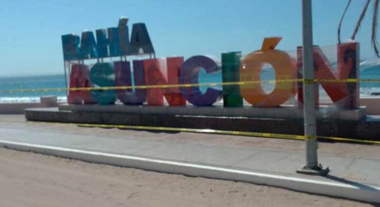 Cierran Bahía Asunción