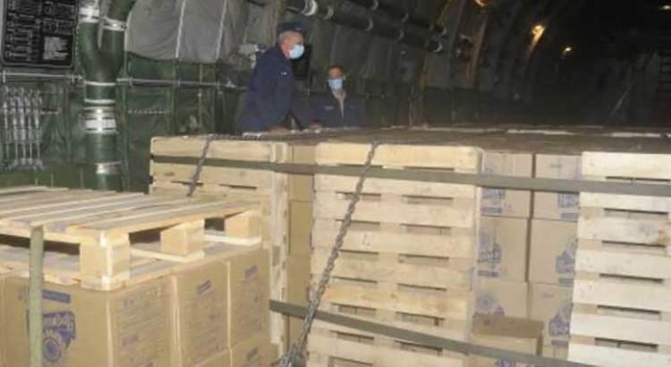 Llega a Cuba ayuda humanitaria