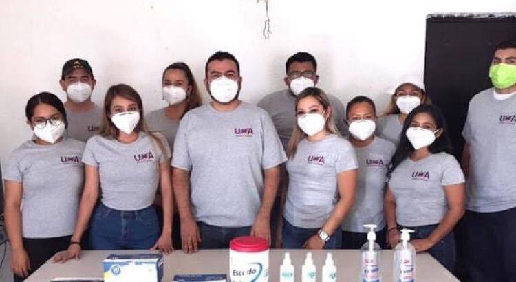 """Inicia """"Unidos por Ayudar"""" campaña de salud en CSL"""