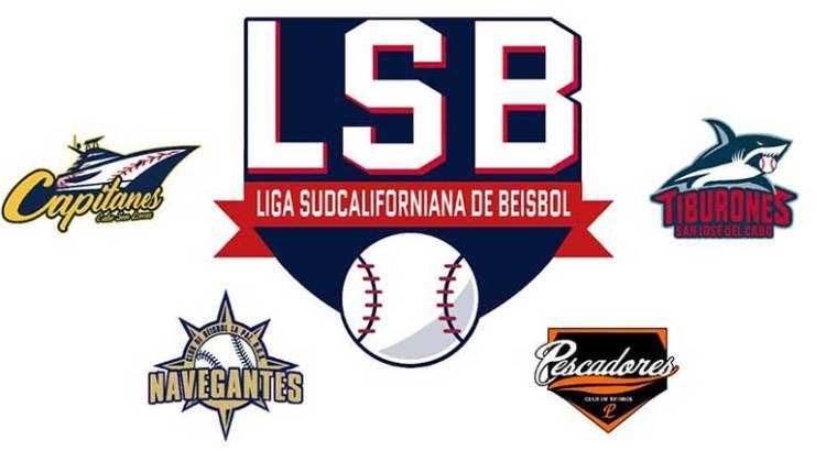 Se oficializa la Liga Sudcaliforniana de Béisbol