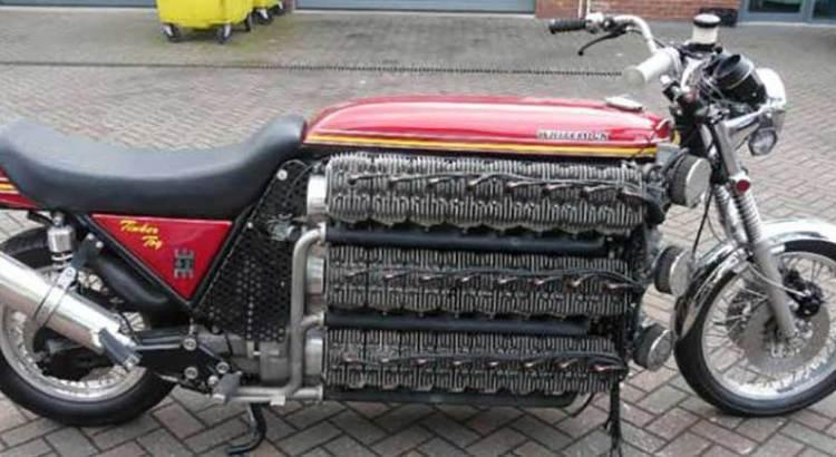 Conoce la motocicleta más ruidosa del mundo