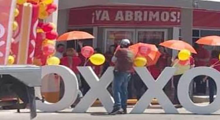 Abrió sus puertas el primer Oxxo en Comondú