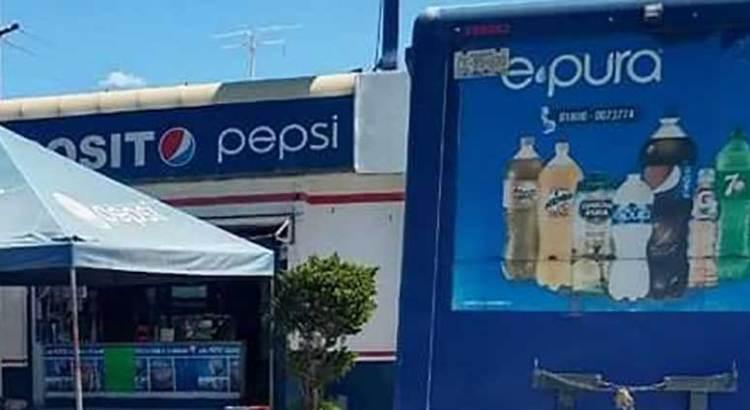 Evacuan las instalaciones de la  Pepsi
