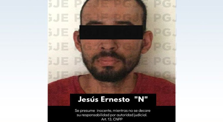 Detienen al presunto feminicida de Daniela Lino