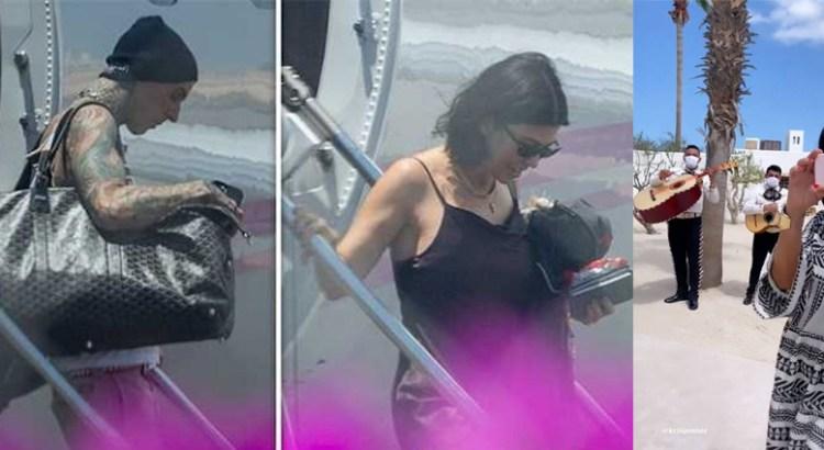 Disfrutaron las Kardashian del sol y las playas cabeñas
