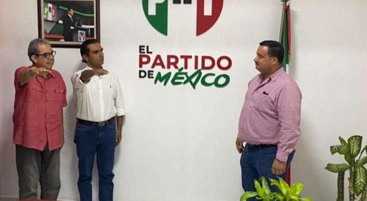 Manríquez y Ortega Salgado los nuevos dirigentes del PRI