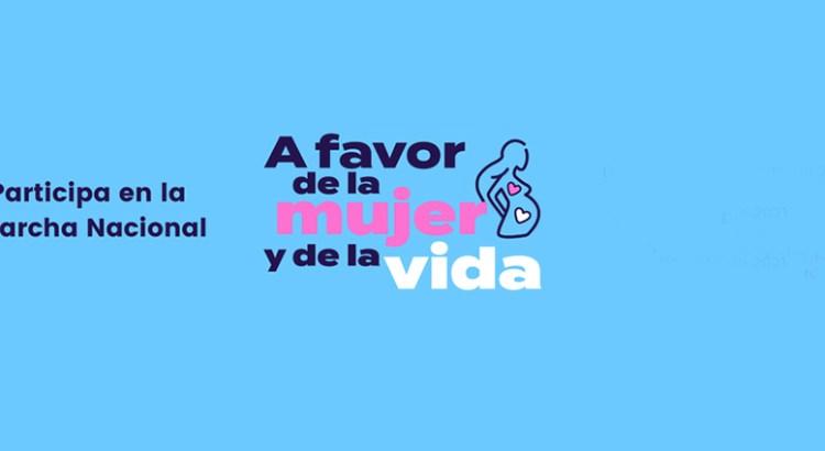 """Convocan a caravana """"A favor de la mujer y la vida"""""""