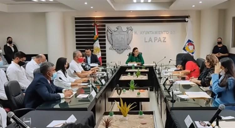 Toman protesta al gabinete de Milena Quiroga