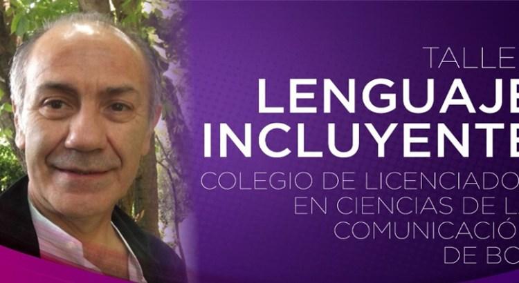 Invitan a taller sobre Lenguaje incluyente