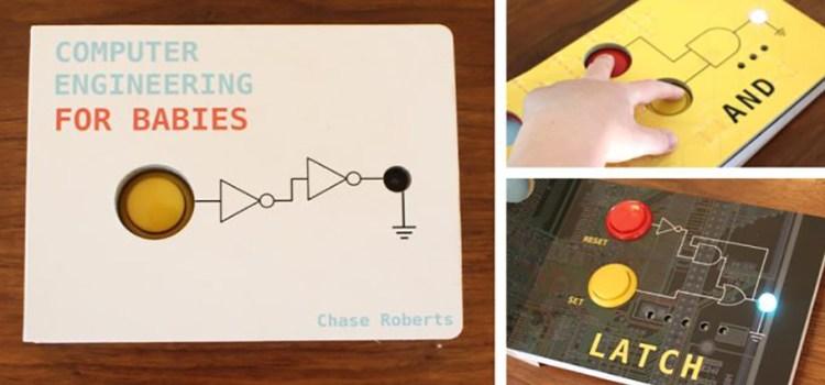 Lanzan libro de programación … para bebés