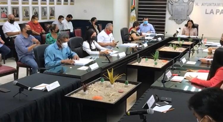 Aprueban nuevo tabulador de sueldos en Ayuntamiento de La Paz