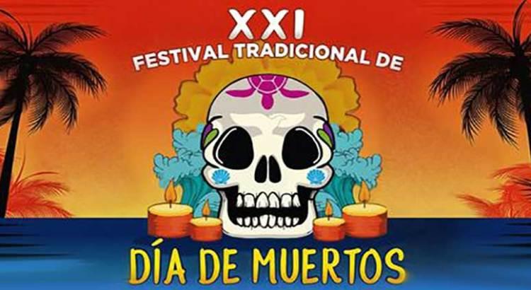 Ponte vivo en el Festival de Día de Muertos