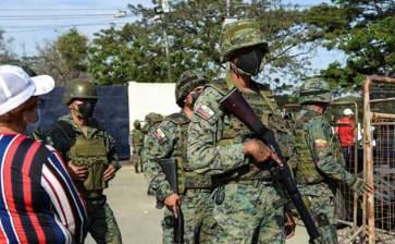 Declaran estado de excepción en Ecuador
