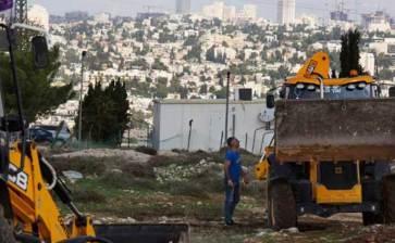 Anuncia Israel construcción de nuevos asentamientos en Cisjordania