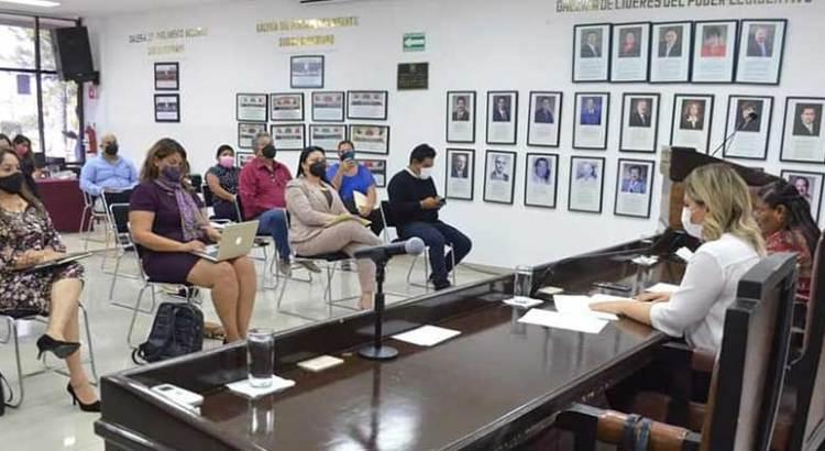 Ante diputados las aspirantes a magistradas del TSJE
