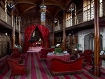 Arundel Castle Library Interior