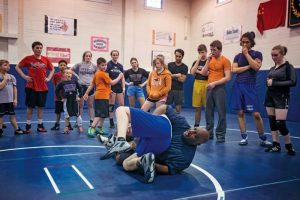 Coach Pittman Wrestling