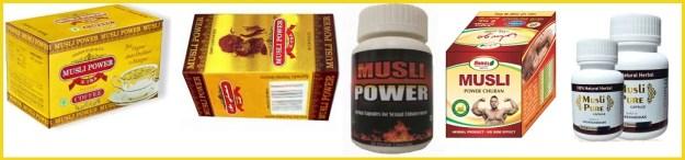 Musli Power Xtra