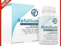 Refollium hair growth
