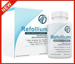 Refollium hair growth