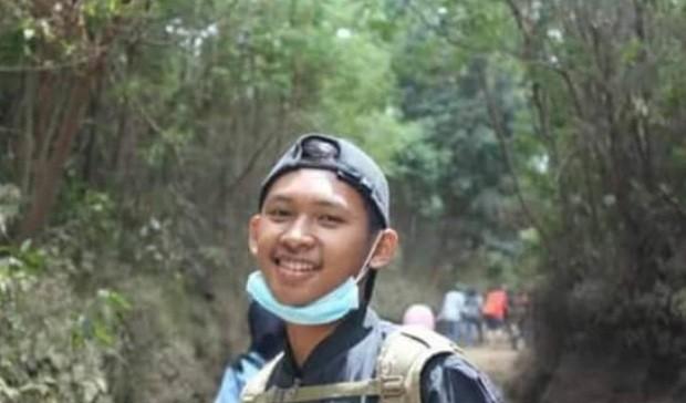 Thoriq Rizki Maulidan yang hilang di Bukit Piramid
