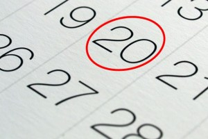 diary dates image