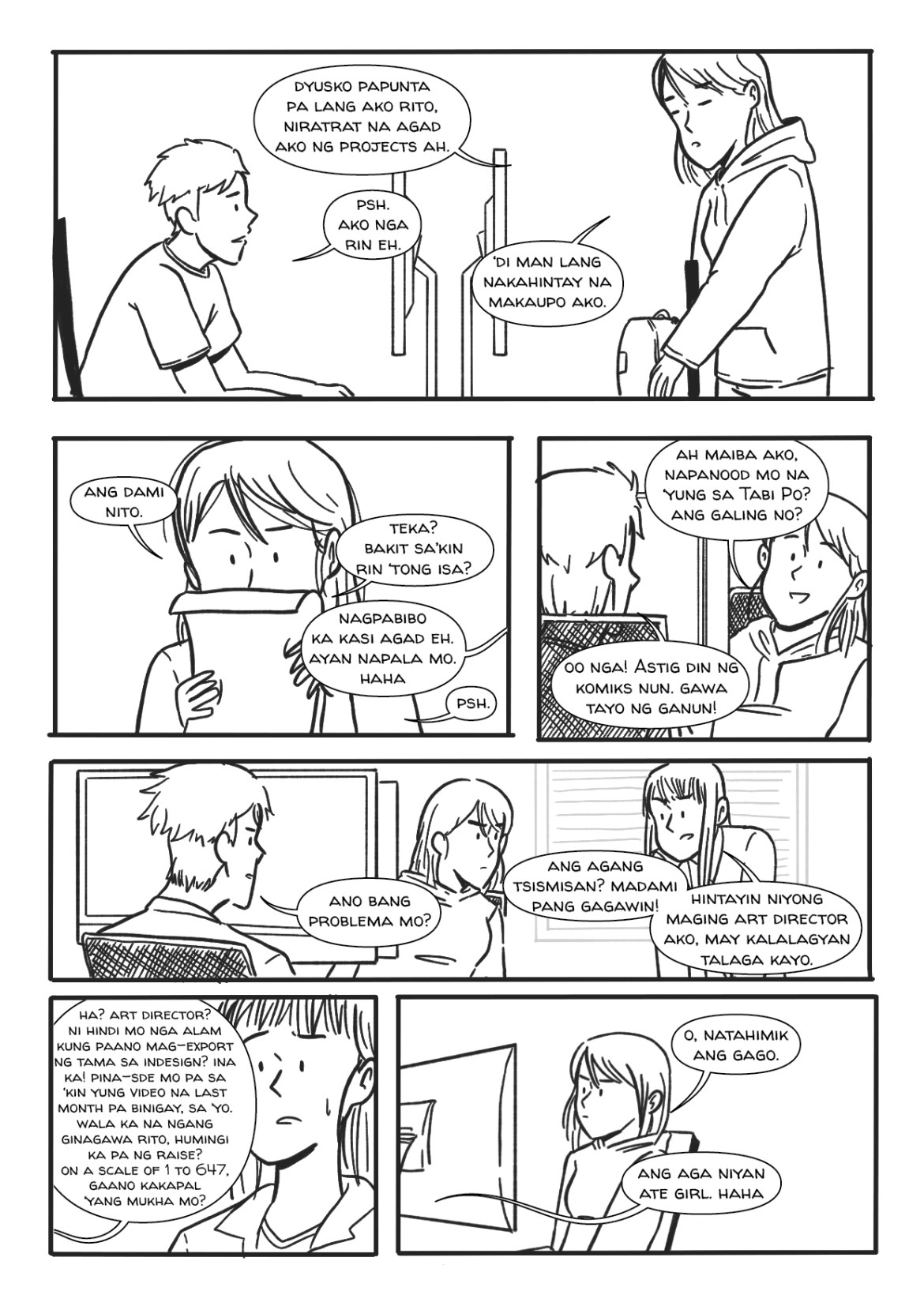 Growing Pains Dany Part Page 12