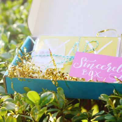 Sincerely, Your Smiling Soul + Giveaway