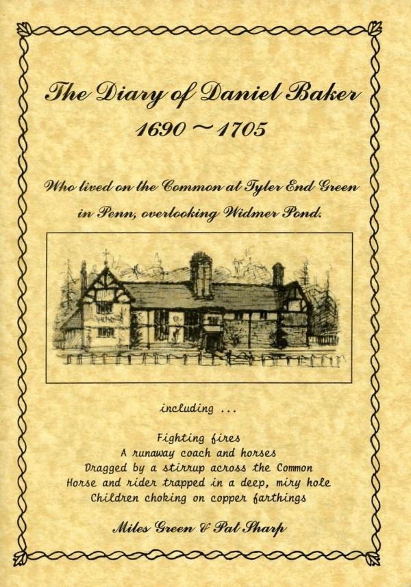 The Diary of Daniel Baker
