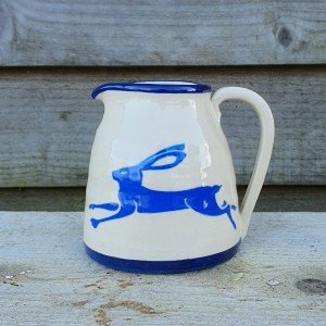 Running Hare Cream Jug