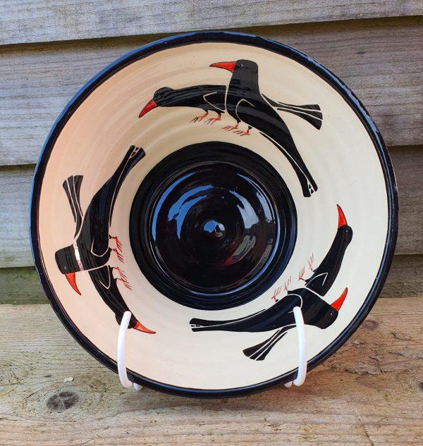 Cornish Chough Bowl – Small