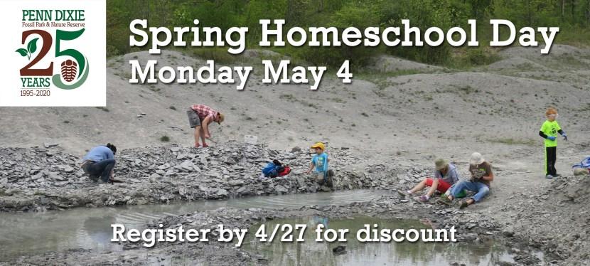 Spring Homeschool Day