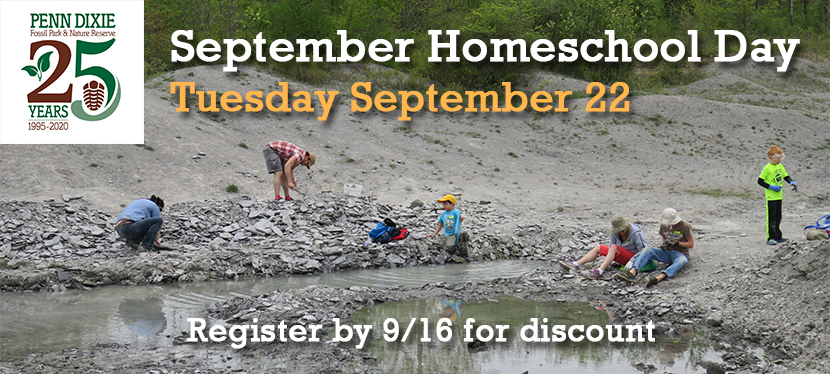 September Homeschool Day