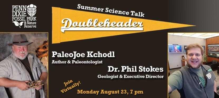 Science Talk Doubleheader