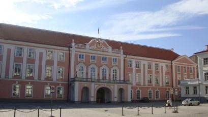 Riigikogu, Estonia's Parliament, by Penne Cole