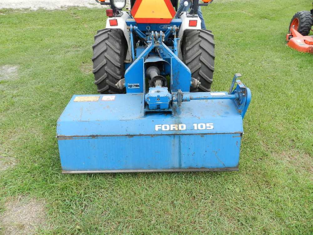 medium resolution of ford 1220 compact utility tractor 3pth 16hp diesel 1 330hrs hydro static drive