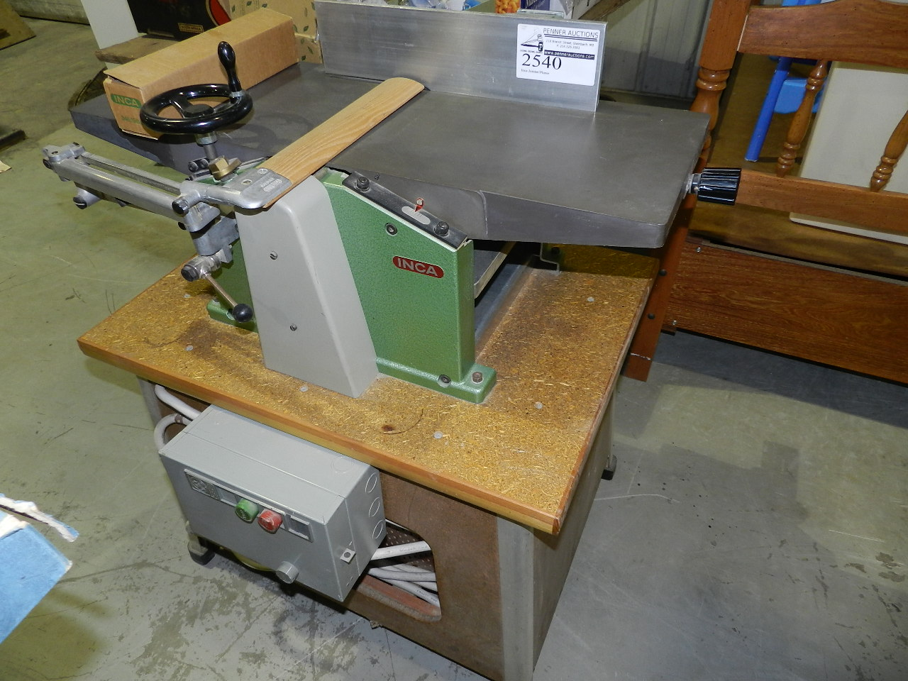 Thickness Jointer
