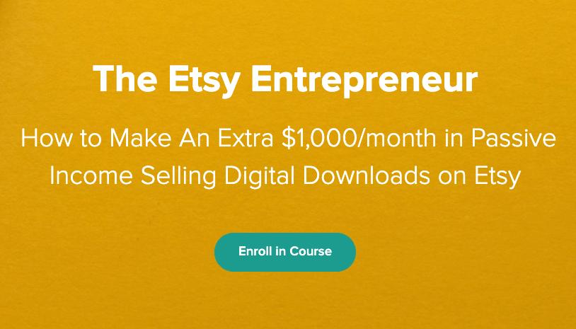 make money selling digital downloads on etsy