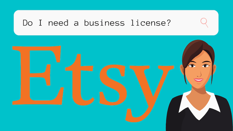 do i need a business license to sell on etsy