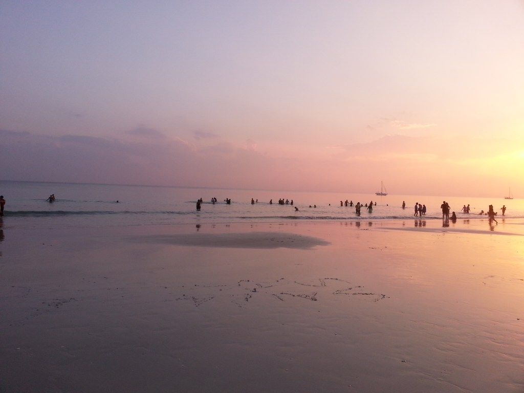 Radhanagar Beach, Havelock Island, Andaman and Nicobar Islands, India, 2015