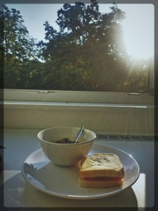 Breakfast Items from Tesco, Prague